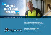 You just can't beat Trim-Tex