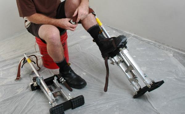 Dura-Stilt Adjustable Plasterers Stilts