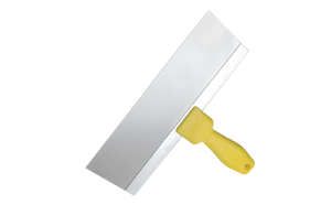 Stainless steel Taping Knife with plastic handle
