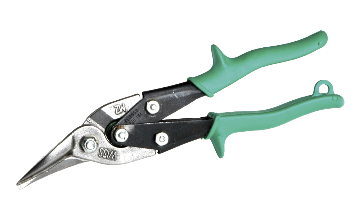 Wiss Right & Straight Cut Tin Snips