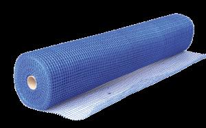 Fibreglass Wall Mesh 10x10 Reinforced 160g/m2 50m WBT