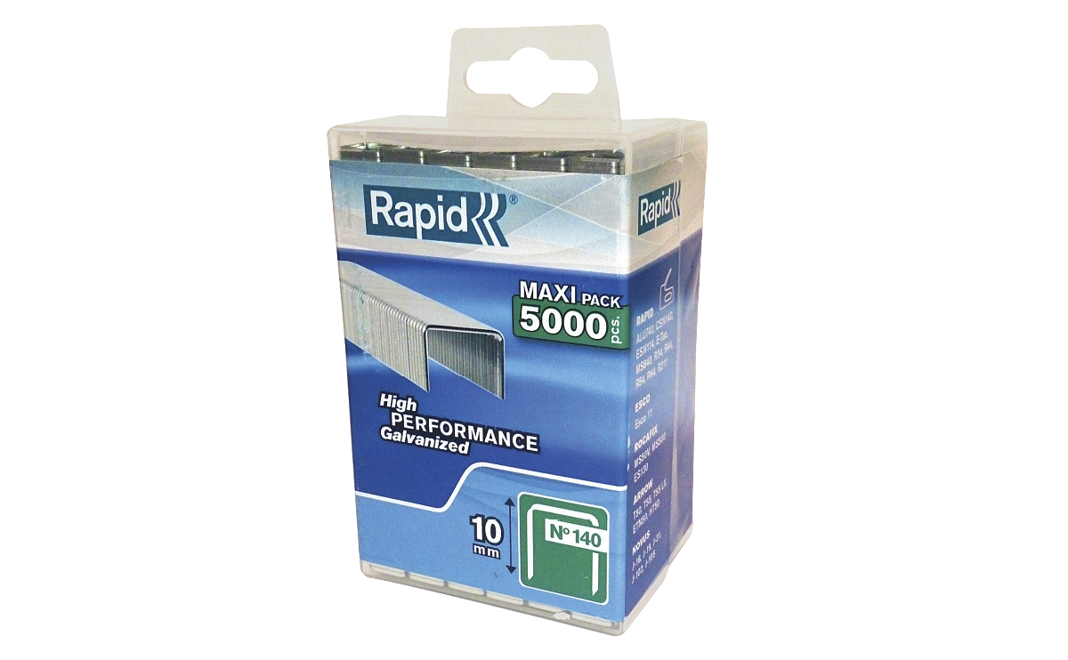 Rapid Staples 5000 packs