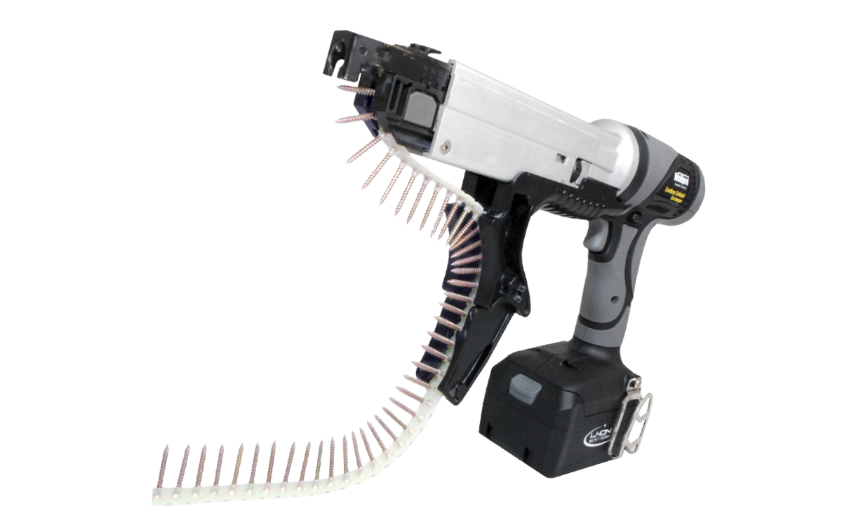 Wallpro Collated Screwgun