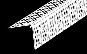 Trim-Tex Rigid Archway Bead