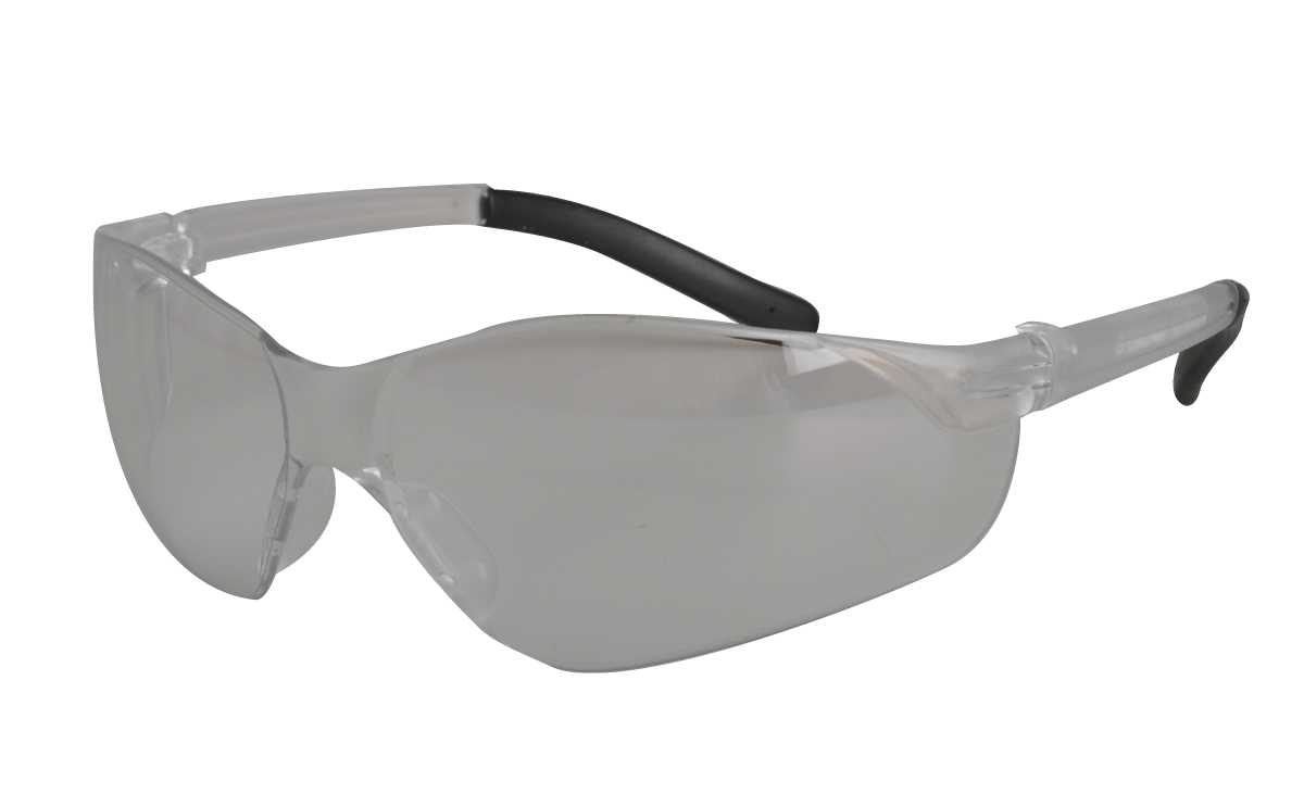 Clear Wrap Around Anti-fog Clear Lenses Safety Glasses SafeCorp
