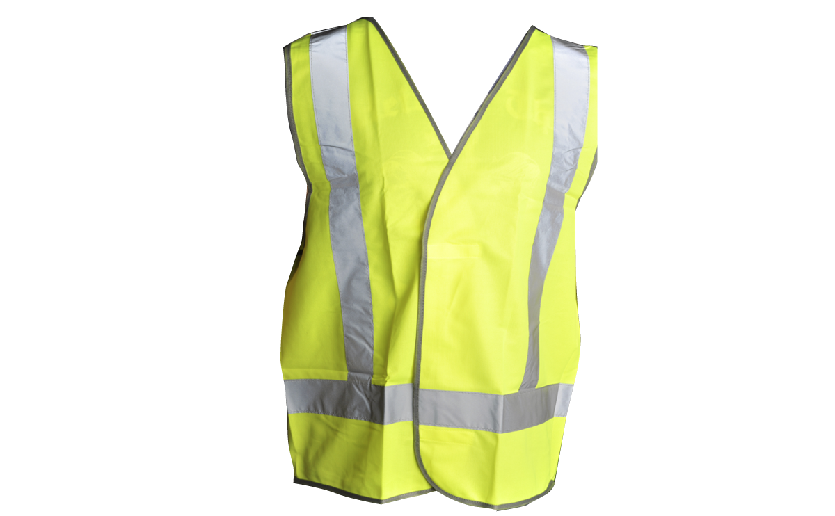 Green Night Time Safety Vest