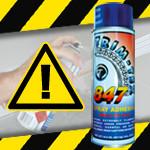 Safety Bulletin - Trim-Tex Spray Adhesive