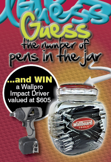 Guess the Pens - Win an Impact Driver