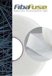 Fiba Fuse Paperless Plasterboard Tape