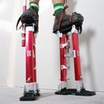 A new stance on stilts