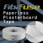 FibaFuse Joint Tape: Strong, Fast & Flat