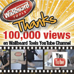 YouTube views hitting the 100,000 mark