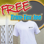 Free Trim-Tex Tee when you buy Trim-Tex Hideaway Expansion Bead