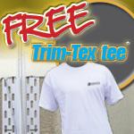 Free Trim-Tex Tee when you buy Trim-Tex Hideaway Expansion Bead