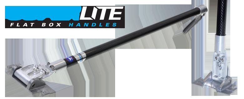 SuperLite Flat Box Handle from Tapepro