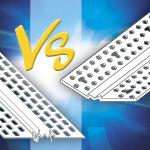 Trim-Tex Magic Corner vs Trim Tex Expansion Beads