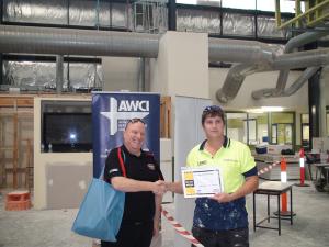 AWCI QLD Apprentice Challenge 2015