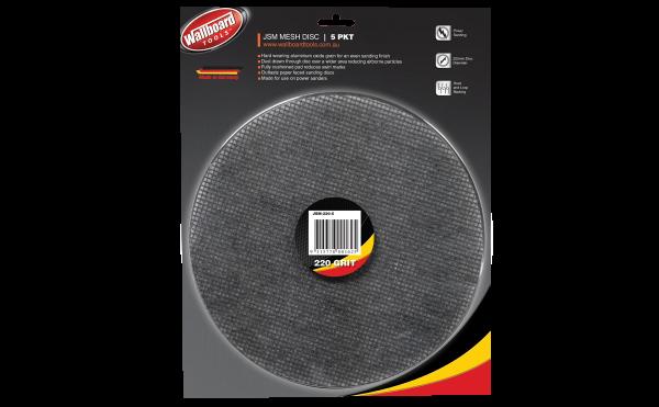 JSM Mesh Sanding Discs