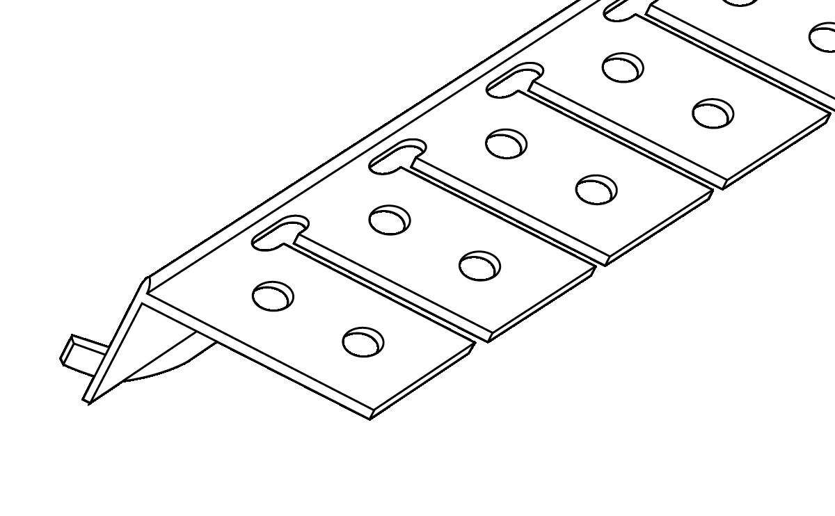 Trim-Tex Architectural Series Archway L Bead