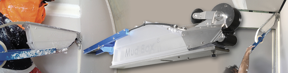 The Tapepro Mud Box Pro