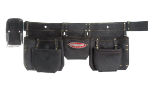 Wallboard Tools 5 pocket moccasin nail bag