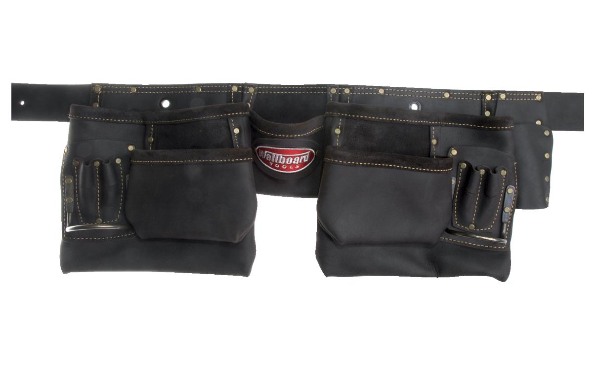 Wallboard Tools 5 pocket moccasin nail bag