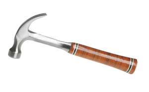 Estwing Claw Hammer with Leather Grip