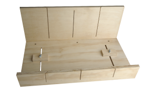 Large Adjustable Plywood Mitre Box