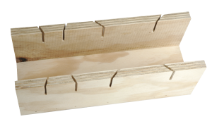 Wallboard Tools Dual Cut Mitre Box