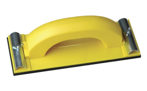 Wallboard Tool Small Economy Plastic Hand Sander