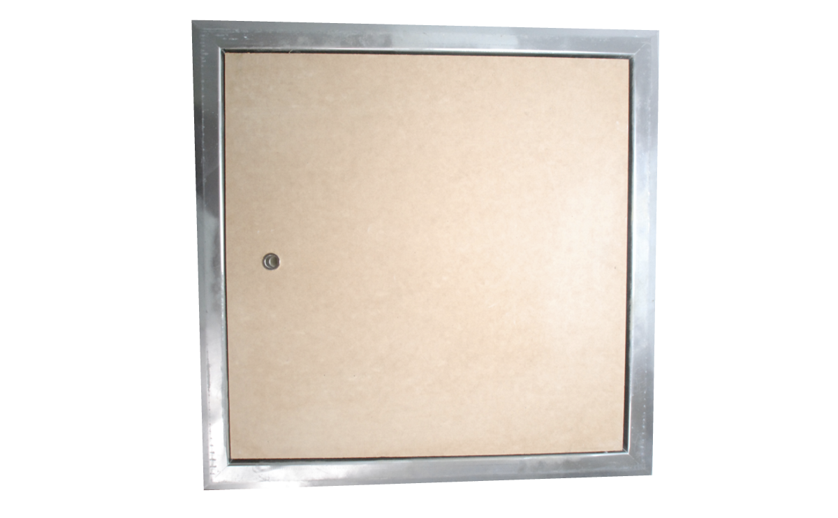 1 Hour Fire Rated Access Panel with Flanged
