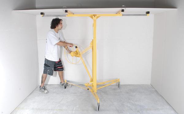 Wallboard Sheet Lifter