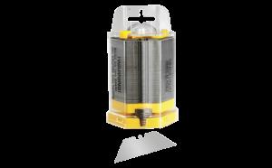 Wallboard Tools Sub-Zero Tempered Cutting Knife Blade 100pkt dispenser