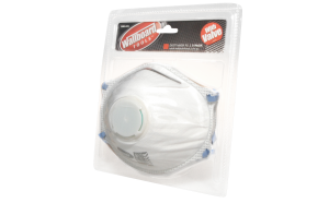 Wallboard P2 Disposable Dust Masks - Pack 3
