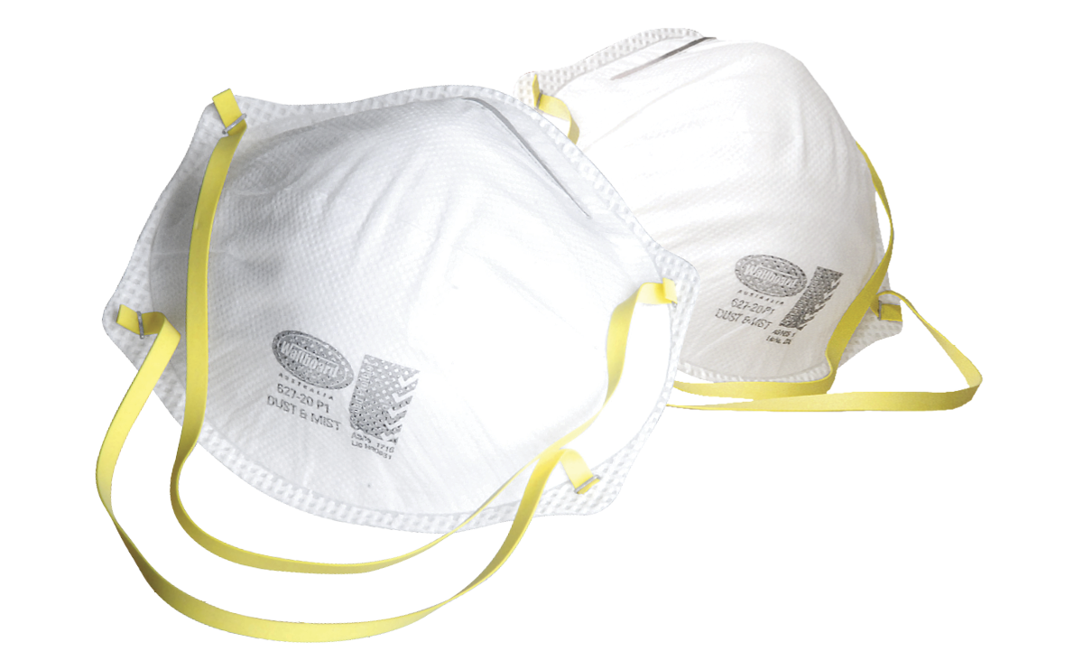 Wallboard P1 Disposable Dust Masks