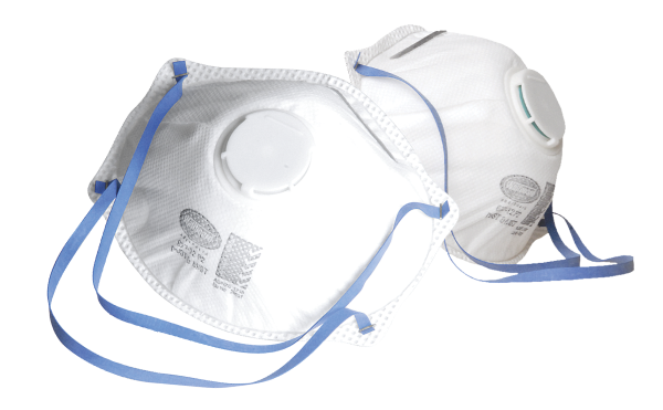 Wallboard P2 Disposable Dust Masks