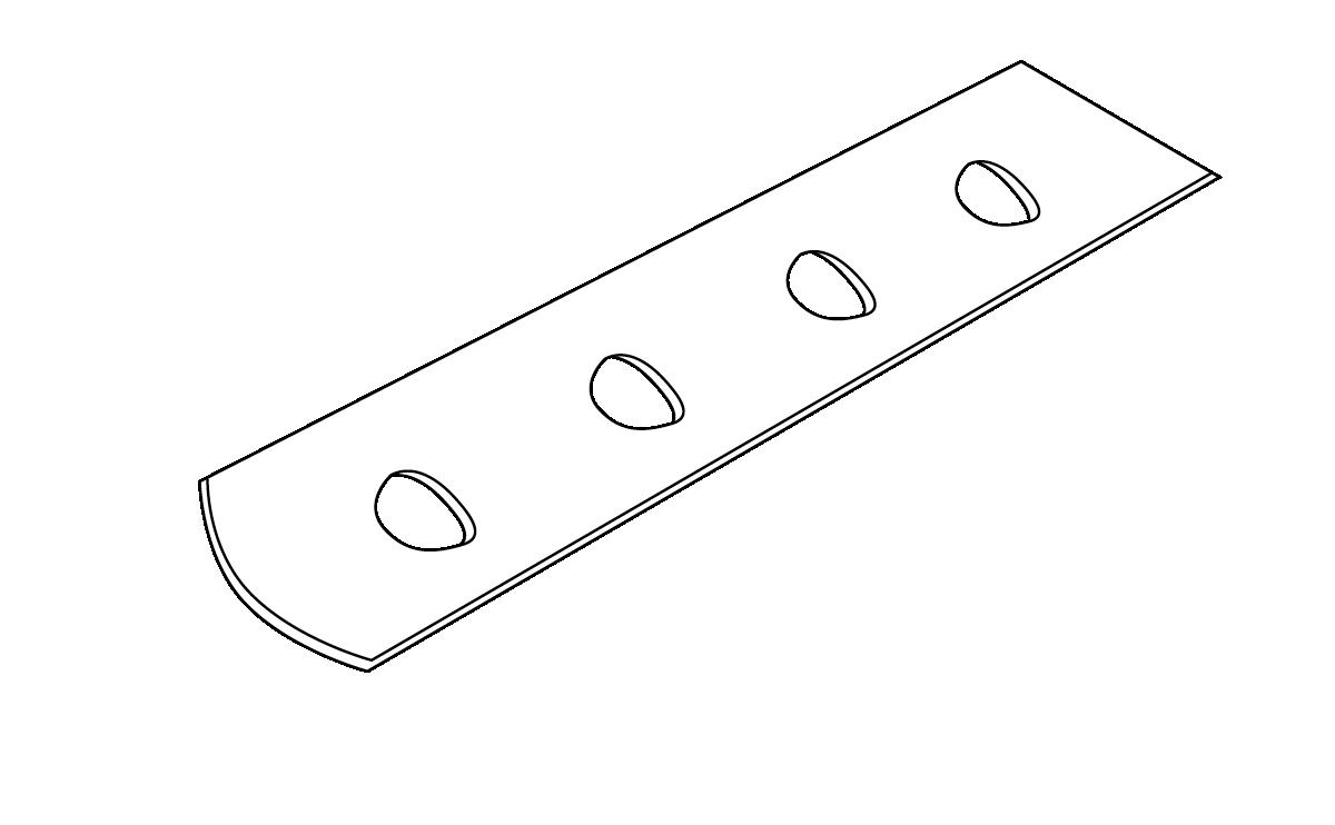 Trim-Tex 10mm Bullnose Splicer