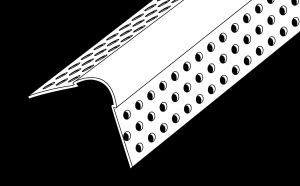 Trim-Tex 10mm Bullnose Corner Bead