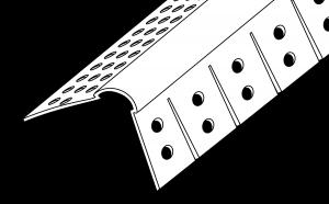 Trim-Tex 10mm Bullnose Archway Bead