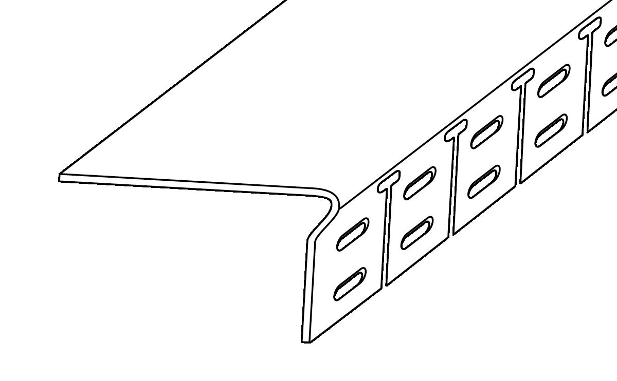 Trim-Tex Super L Archway Bead