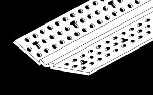 Trim-Tex Magic Corner 60m Roll