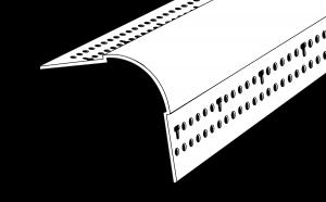 Trim-Tex 19mm Bullnose Corner Bead