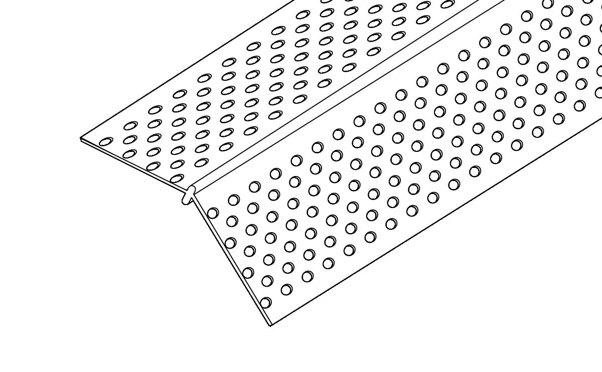 Trim-Tex Rigid Adjustable Outside Corner Bead