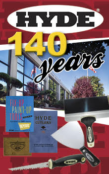 Hyde making top tools for 140 years