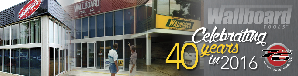 Wallboard Tools - Leading the way for 40 years