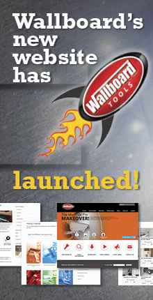The modern, new Wallboard Tools website is here!