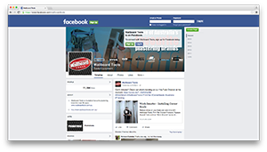 Wallboard Tools on Facebook