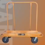 Changes to the DC-1350 Plasterboard Cart
