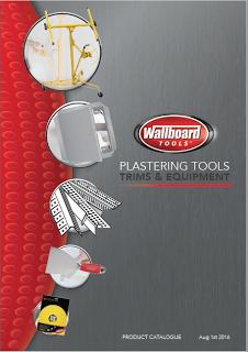 Wallboard Tools Product Catalogue - 2016 Edition
