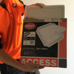 A new look for Wallboard Tools Access Panels